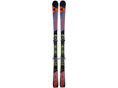 "FISCHER Herren Skier ""The Curv Race Ti"" inkl. Bindung ""RC4 Z11GW"" Grip Walk Bunt"