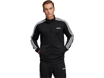 ADIDAS Herren Fitness-Jacke Schwarz