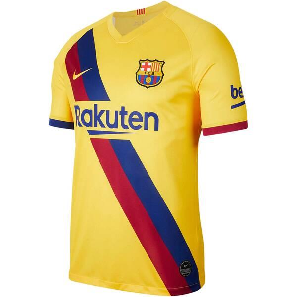 "NIKE Herren Fußballtrikot ""Breathe FC Barcelona Stadium Away"" Kurzarm - Replica"