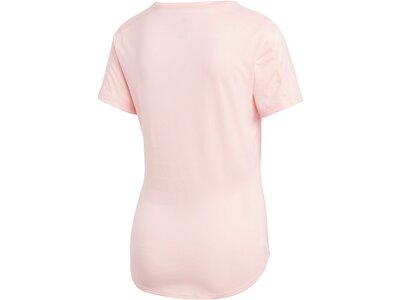 ADIDAS Running - Textil - T-Shirts Run It 3S T-Shirt Running Damen Pink