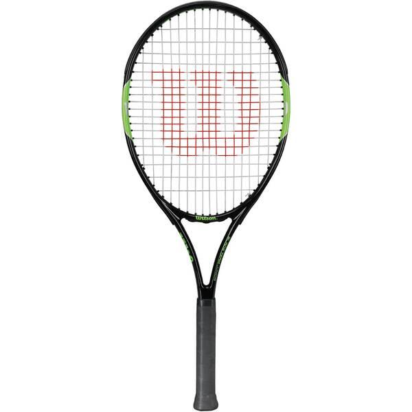 WILSON Kinder Tennisschläger Blade Team 26 besaitet