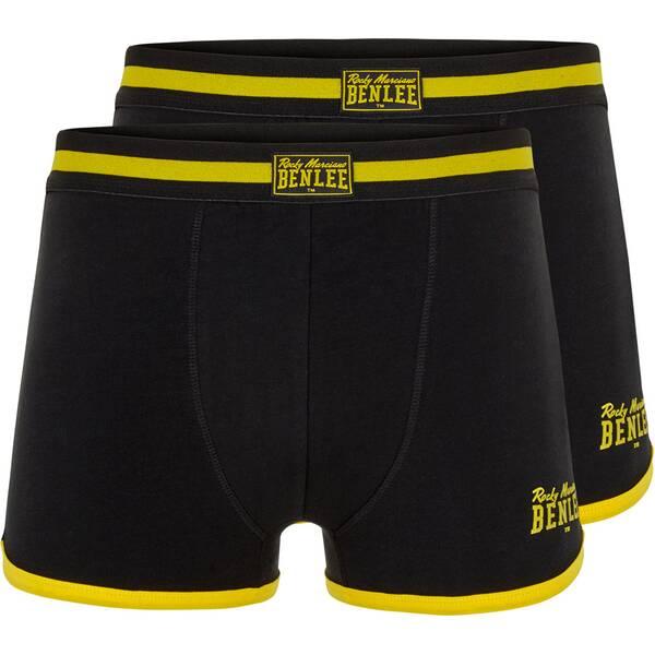 BENLEE Herren Boxershort Doppelpack MONTELLO