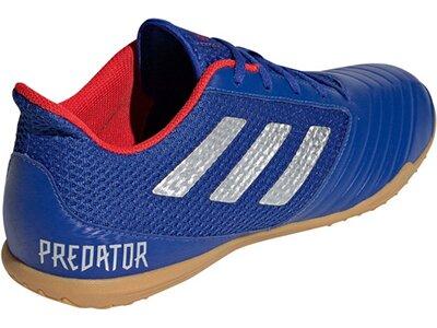 ADIDAS Herren Fußballschuhe Predator 19.4 IN Sala Blau