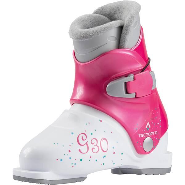 TECNOPRO Girls Skischuh G30 Weiß