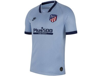 "NIKE Herren Fußballtrikot ""Atlético de Madrid 2019/20 Stadium Third"" - Replica Blau"