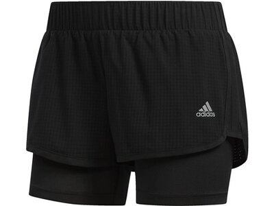 ADIDAS Damen M10 Shorts Schwarz