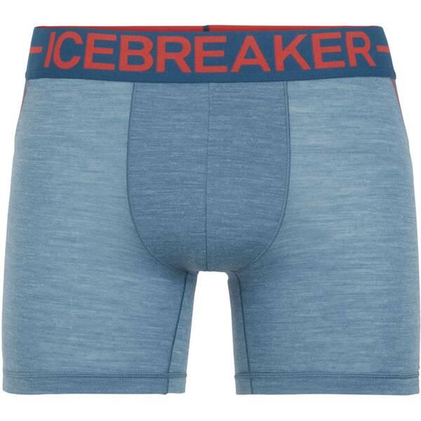 ICEBREAKER Herren Boxershorts Anatomica Zone