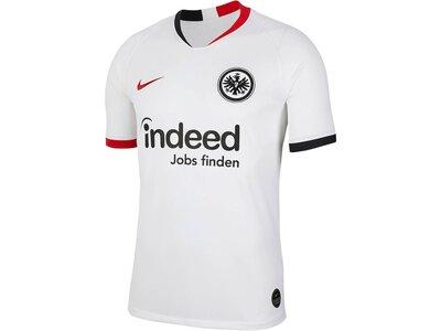 "NIKE Herren Trikot ""Eintracht Frankfurt Away Saison 2019/20"" Replica Grau"