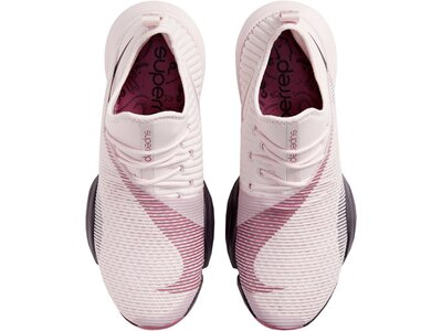 "NIKE Damen Trainingsschuhe ""Air Zoom SuperRep"" Silber"