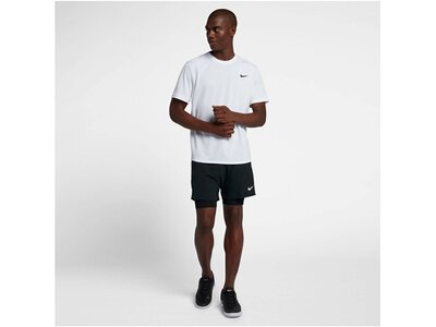 "NIKE Herren Tennis T-Shirt ""Court Dri-FIT"" Weiß"