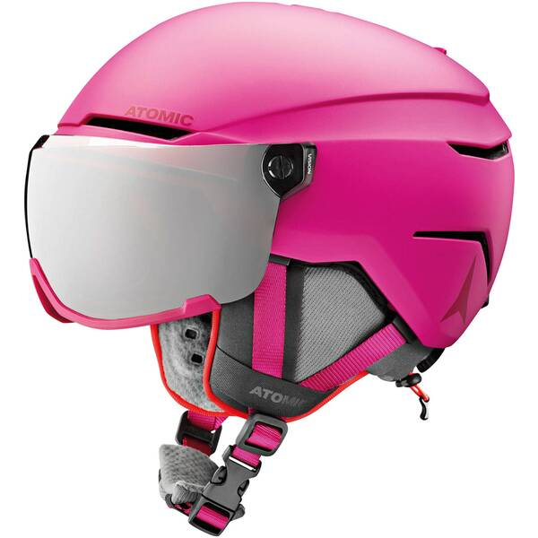 "ATOMIC Kinder Skihelm ""Savor Visor Jr"""