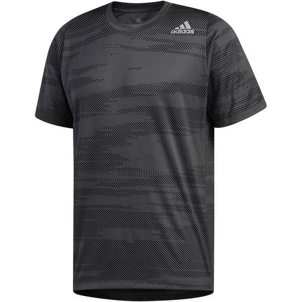 ADIDAS Herren Trainingsshirt Kurzarm