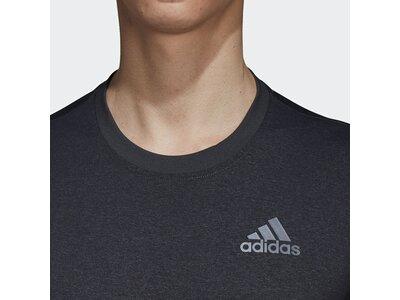ADIDAS Herren Langarmshirt FreeLift Elite Schwarz