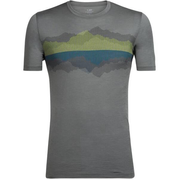 ICEBREAKER Herren T-Shirt Tech Lite Short Sleeve Crewe Cook Reflected