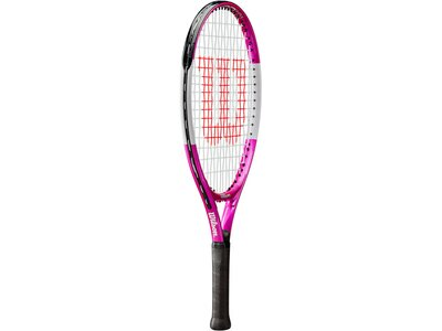"WILSON Mädchen Tennisschläger ""Ultra Pink 21"" besaitet Pink"