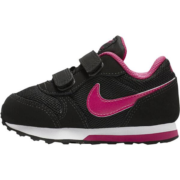 NIKE Mädchen Baby Sneakers MD Runner 2