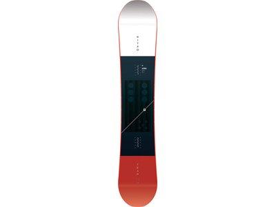 "NITRO Snowboard ""Team Wide"" Rot"