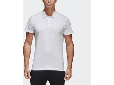 "ADIDAS Herren Poloshirt ""Essentials Base Polo"" Grau"
