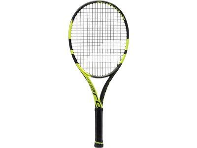 BABOLAT Kinder Tennisschläger Pure Aero Junior 25 besaitet Schwarz