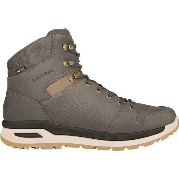 LOWA Herren Wanderschuhe Locarno GTX Mid | Schuhe > Outdoorschuhe > Wanderschuhe | Leder | LOWA