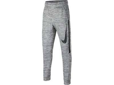"NIKE Jungen Trainingshose ""Therma"" Grau"