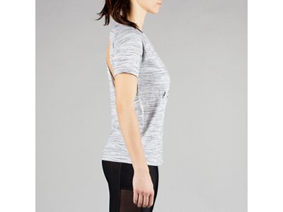 T-Shirt Performance Basic Eye Grau