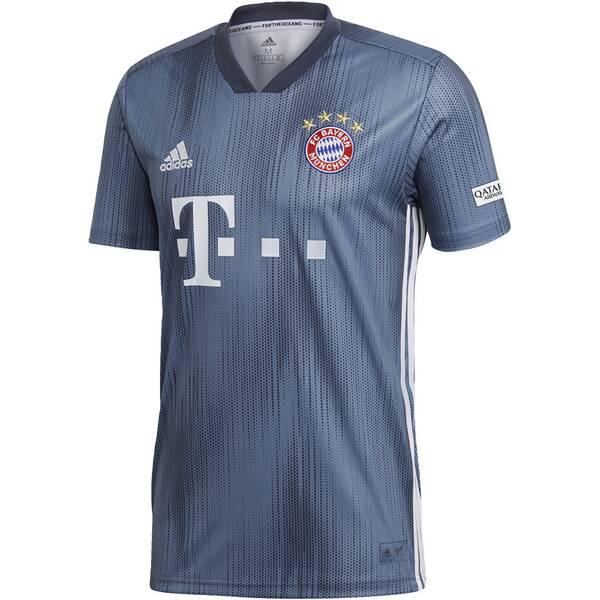 ADIDAS Herren FC Bayern München Ausweichtrikot