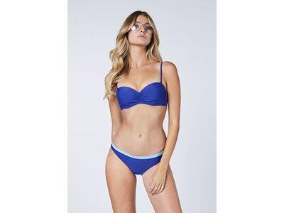 CHIEMSEE Bikini mit abnehmbaren, frei variiebaren Trägern Blau