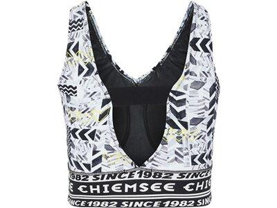 CHIEMSEE Sport BH mit vorgeformtem Cups Weiß