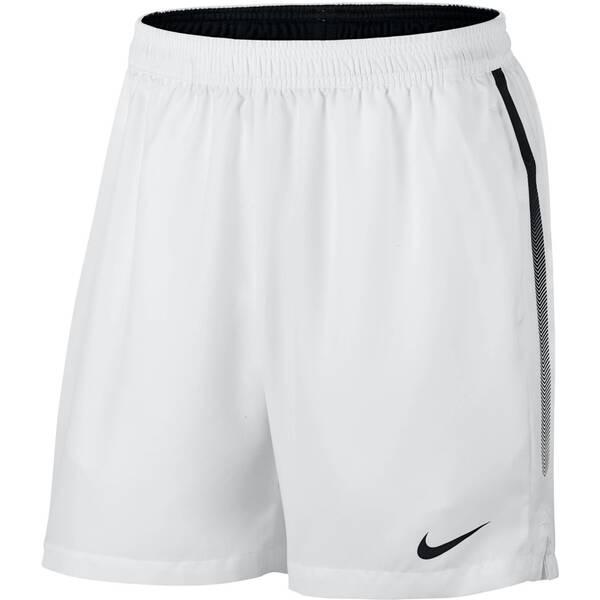 NIKE Herren Tennisshorts Court Dry 7in | Sportbekleidung > Sporthosen > Tennisshorts | White | NIKE