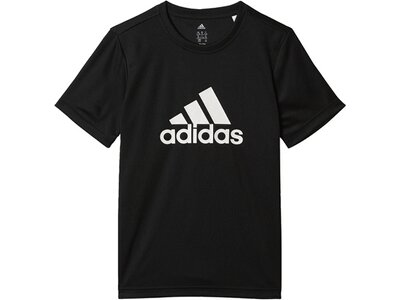 ADIDAS Kinder Trainingsshirt Gear Up Tee Grau