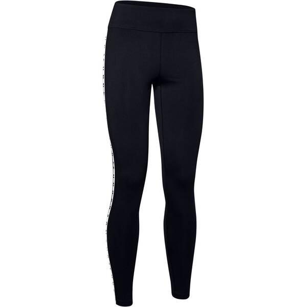 Hosen - UNDERARMOUR Damen Leggings Favorite Legging Branded › Schwarz  - Onlineshop Intersport