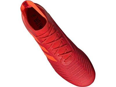 ADIDAS Fußball - Schuhe - Kunstrasen Predator Hard Wired 19.1 AG Braun
