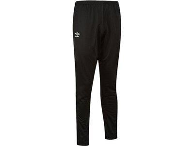 UMBRO Fußball - Teamsport Textil - Shorts Club Essential Poly Pant Kids Schwarz