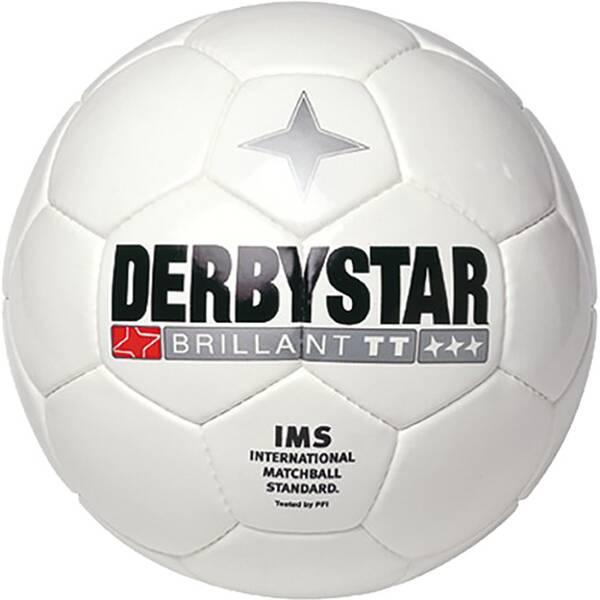 DERBYSTAR Equipment - Fußbälle Brillant TT Trainingsball