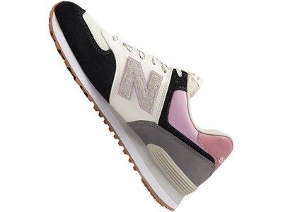 NEWBALANCE Lifestyle - Schuhe Herren - Sneakers ML574 D Sneaker Silber