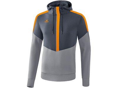 ERIMA Fußball - Teamsport Textil - Sweatshirts Squad Hoody Kids Grau