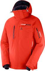 SALOMON Herren Skijacke Brilliant Jacket