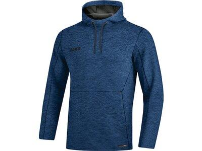 JAKO Damen Kapuzensweat Premium Basics Blau