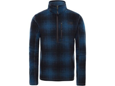 "THENORTHFACE Herren Fleecepullover ""Men's Novelty Gordon Lyons 1/4 Zip"" Blau"