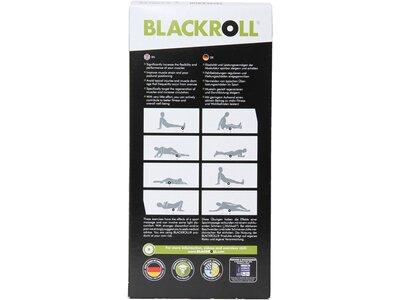 BLACKROLL Blackroll Faszienrolle Schwarz
