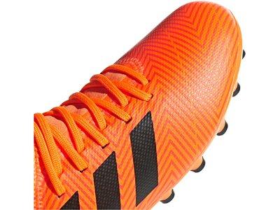 ADIDAS Kinder Fußballschuhe Nemeziz 18.3 AG Orange