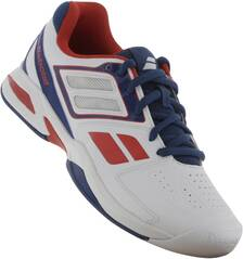 BABOLAT Kinder Indoor Tennis-Schuhe Propulse Jr