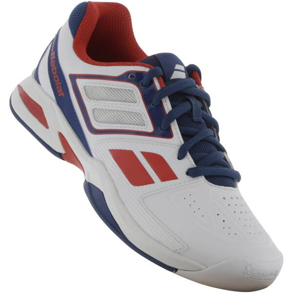 BABOLAT Kinder Indoor Tennis-Schuhe Propulse Jr