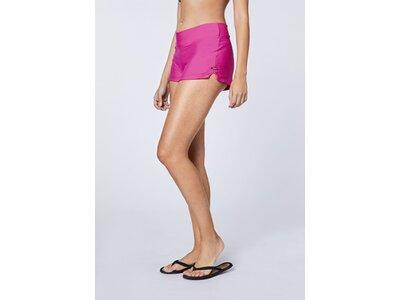 CHIEMSEE Badeshorts mit breitem, elastischem Bündchen Pink