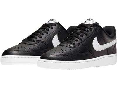 "NIKE Damen Sneaker ""Womens Court Vision Low"" Schwarz"