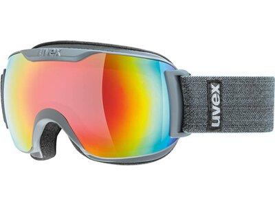 "UVEX Skibrille ""Downhill 2000 S FM"" Grau"