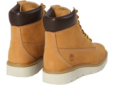 "TIMBERLAND Damen Boots ""Kenniston 6-inch Lace Up"" Braun"