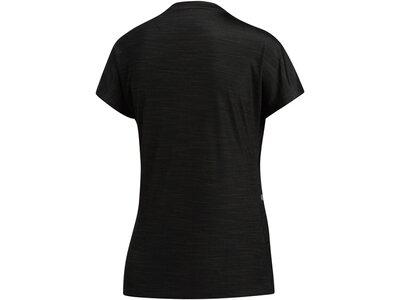 "ADIDAS Damen T-Shirt ""SS Bos Logo Tee"" Kurzarm Schwarz"