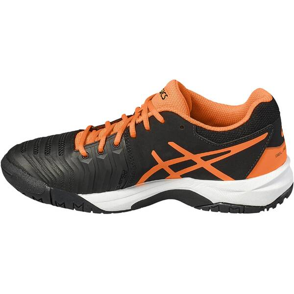 ASICS Kinder Tennisschuhe Sandplatz/ Outdoor Gel-Resolution 7 GS